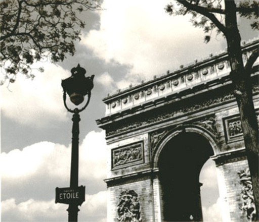 Jacques RITZ - Photo - Place de L'Etoile, Paris
