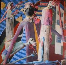 Jean TIRILLY - Pintura - ST ROCH