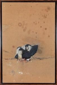 Manolo VALDÉS - Gemälde - El perro de Goya