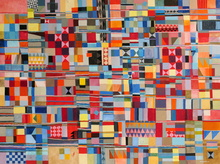 Jérémie IORDANOFF - Painting - Dix ans plus tard