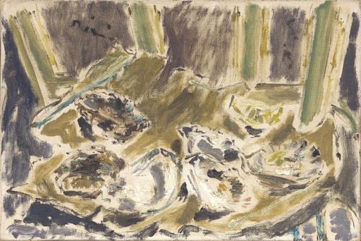 Filippo DE PISIS - Painting - Natura Morta con Ostriche
