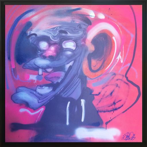 GAMO - Peinture - Sans Titre