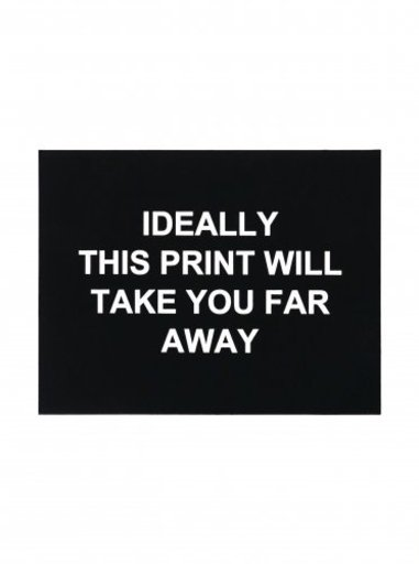 Laure PROUVOST - Estampe-Multiple - Ideally this print