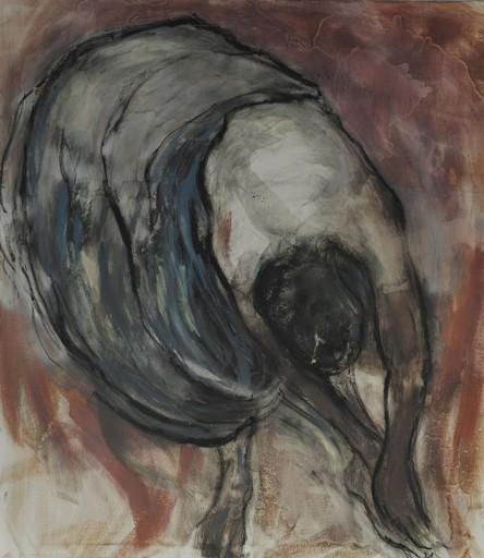 Lyudmyla RAZBITSKAYA - Painting - No title    (Cat N° 5415)