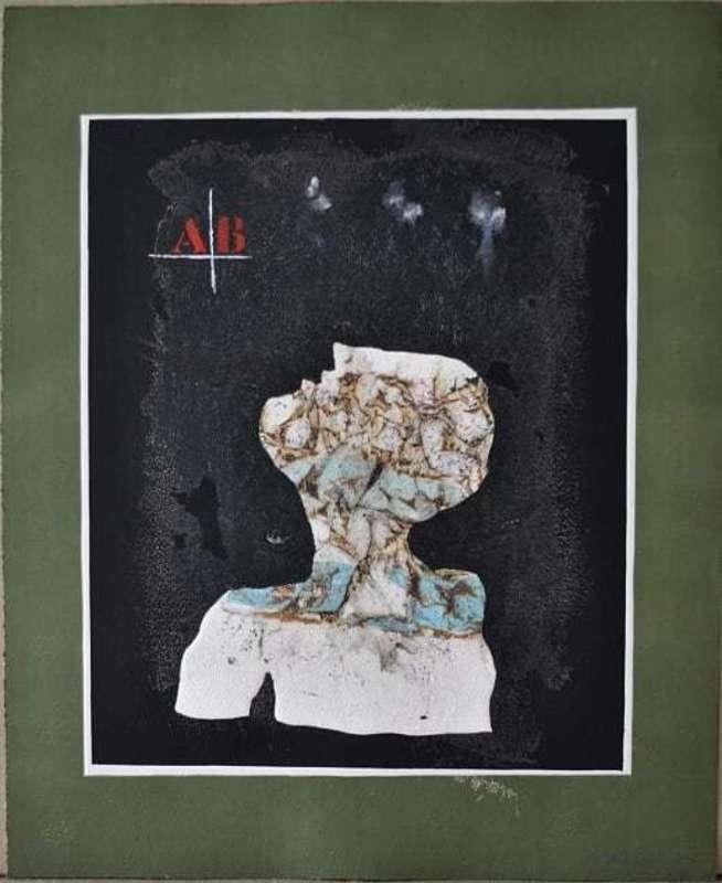 James COIGNARD - Grabado - sans titre