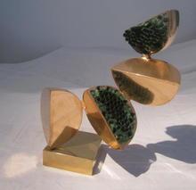 Alberto GUZMAN - Sculpture-Volume - Tension