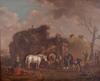 Philips WOUWERMAN - Gemälde - Untiteld Peasants