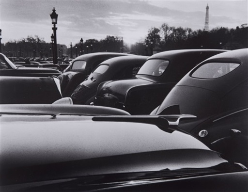 Willy RONIS - Fotografie - Place de la Concorde,