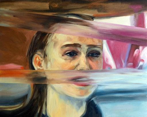 Michael ROTONDI - Gemälde - Ritratto