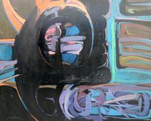 Pierre GASTAUD - Pintura - Abstraction