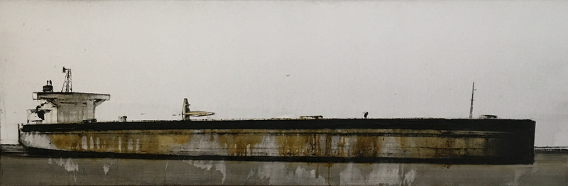 Stéphane JOANNES - 绘画 - Tanker