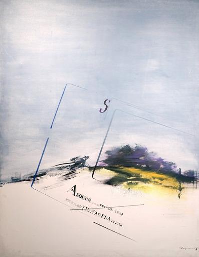 Jaime GENOVART - Gemälde - Sin titulo