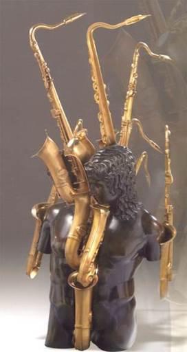 阿尔曼 - 雕塑 - Hermephone
