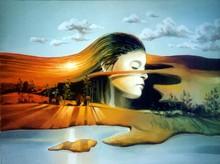 Gregor ZIOLKOWSKI - Gemälde - Dream 2