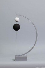 Vassilakis TAKIS - Sculpture-Volume - Antigravity