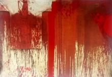 Hermann NITSCH - Peinture - ohne Titel