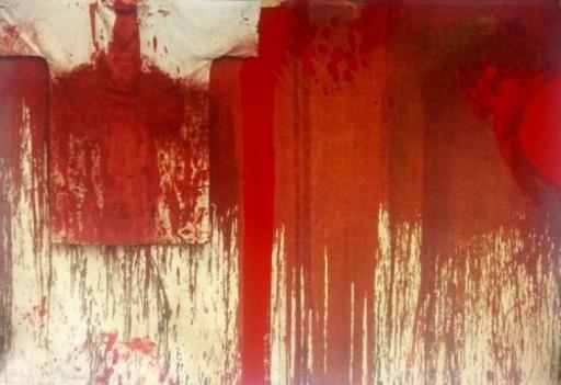 Hermann NITSCH - Painting - ohne Titel