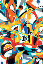 MIST - Peinture - Eternal Sunshine
