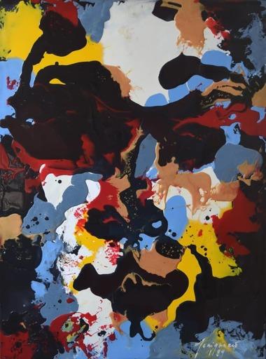 JOSIGNACIO - Painting - Rostro