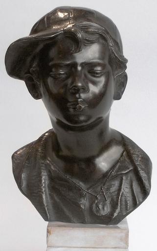 Giovanni DE MARTINO - Sculpture-Volume - Scugnizzo