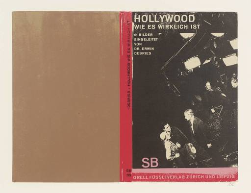 Ronald Brooks KITAJ - Print-Multiple - Hollywood, wie es wirklich ist