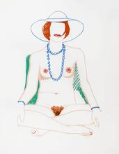 Tom WESSELMANN (1931-2004) - Monica Sitting with Legs Spread