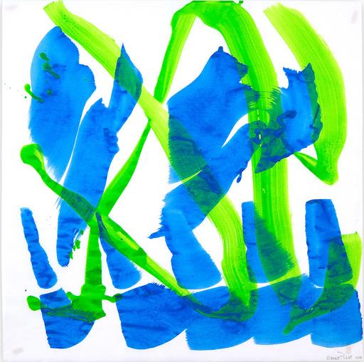 Ellen PRIEST - 绘画 - Dolphin Dance 24