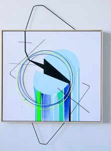 Anne DE NANTEUIL - Disegno Acquarello - « That place »