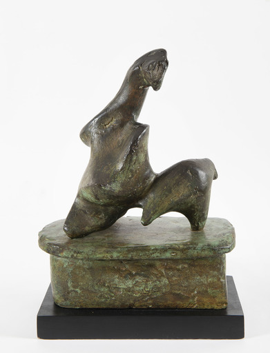 Henry MOORE - Scultura Volume - Animal form