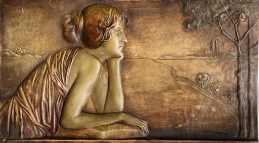 Simon MONTENAVE - Sculpture-Volume - Elegante