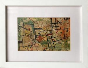 Sandu DARIE - Pittura - Untitled