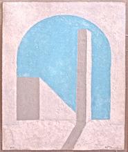 Rufino TAMAYO - Estampe-Multiple - Torre Blanca