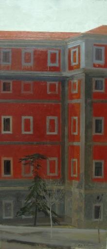 Félix DE LA CONCHA - Painting - Centro de Arte Reina Sofía