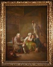 Jean-Baptiste GREUZE - Pintura - Sin titulo
