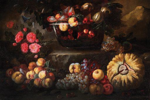 Giovanni Paolo CASTELLI - Pintura - Natura morta