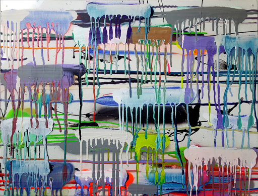 Gérard PAIRÉ - Pittura - Peinture 200913