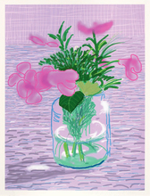 David HOCKNEY - Estampe-Multiple - iPad Drawing Untitled #329
