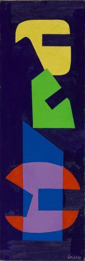 Augusto GARAU - Peinture - Senza titolo