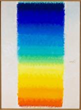 Heinz MACK - Pintura - Rainbow