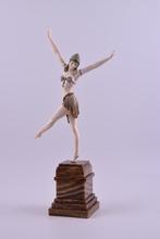 Dimitri CHIPARUS - Scultura Volume - Dancer of Palmyra