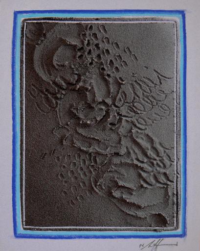 Agostino FERRARI - Painting - Segno Impronta