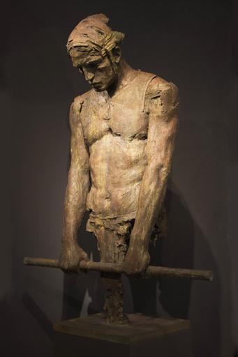 Christophe CHARBONNEL - Sculpture-Volume - Persée à la lance