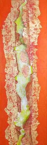 Corine LESCOP - Peinture - Ecorces