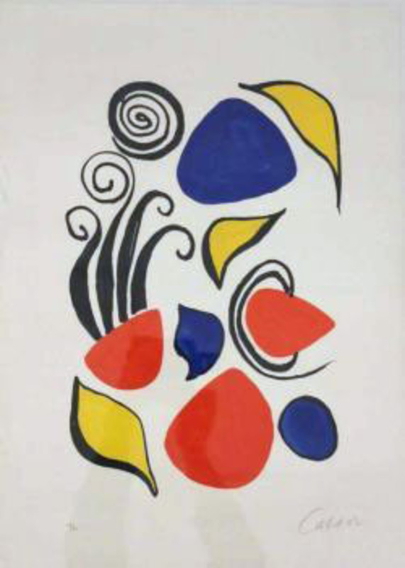 Alexander CALDER - Print-Multiple
