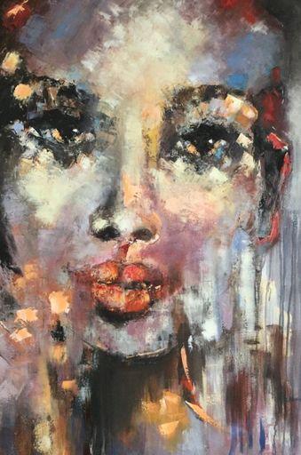 Catherine CAUVIN - 绘画 - Sans titre V