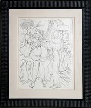 George GROSZ - Dessin-Aquarelle - Erotic Drawing I