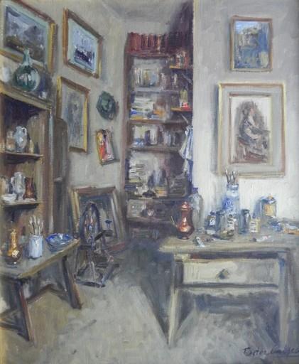 Vicente PASTOR CALPENA - Pittura - Interior