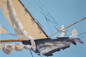 Diana KIROVA - Painting - Race