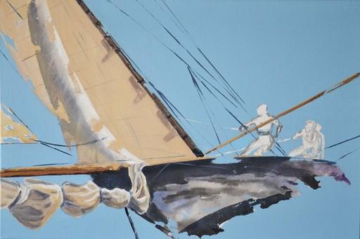 Diana KIROVA - Gemälde - Race