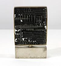 Arnaldo POMODORO - Escultura - Senza Titolo